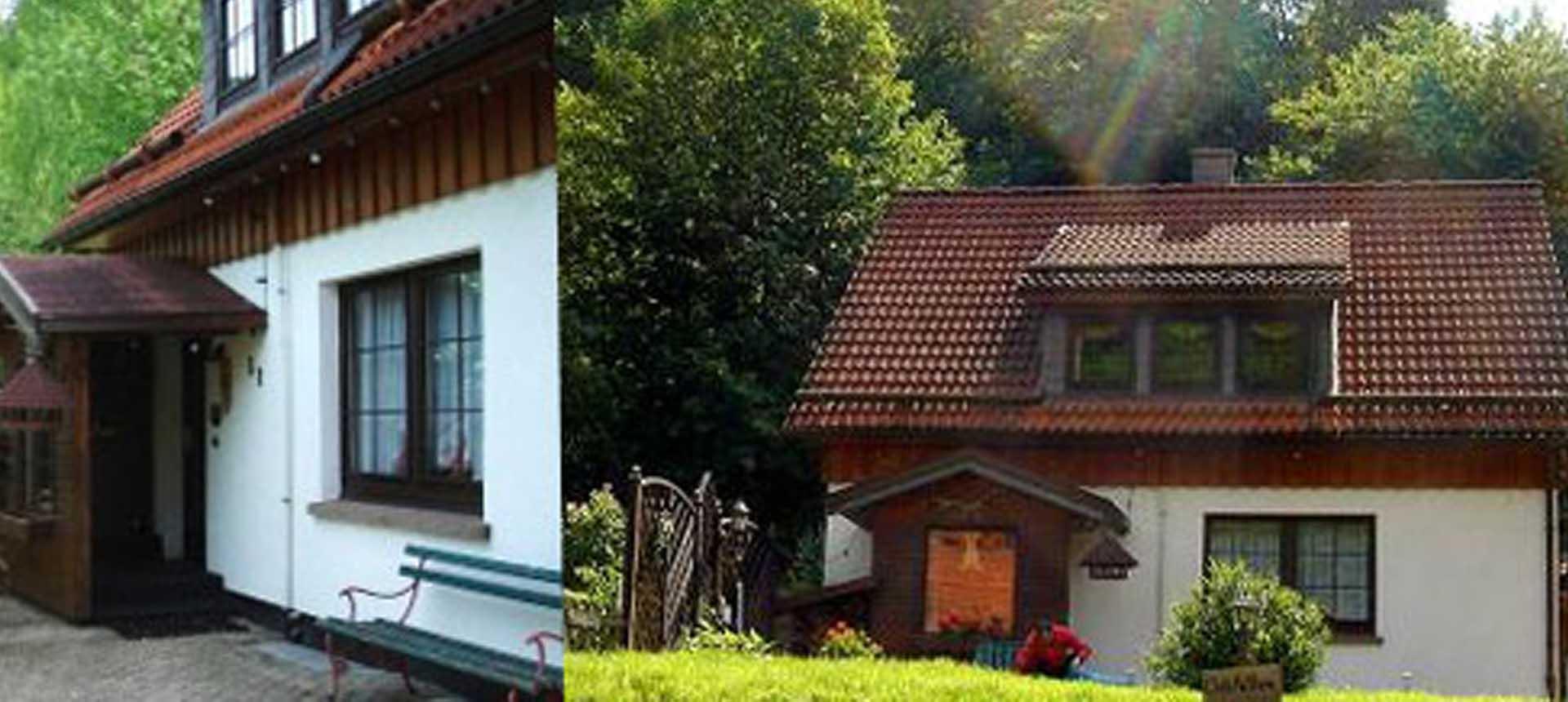 Ferienhaus Kleine Kommode